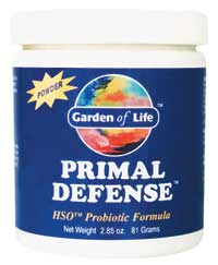 Primal Defense